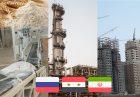 همکاری ایران و روسیه در بخش مسکن، نفت و کشاورزی سوریه