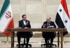 تاریخچه همکاری اقتصادی ایران و سوریه و ابعاد آن