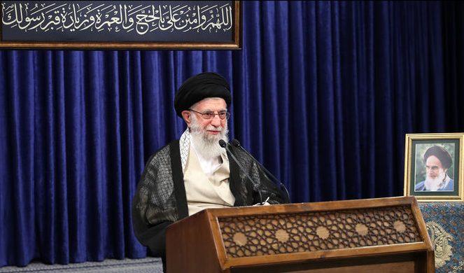 سخنرانی تلویزیونی به مناسبت عید سعید قربان؛ علاج تحریم
