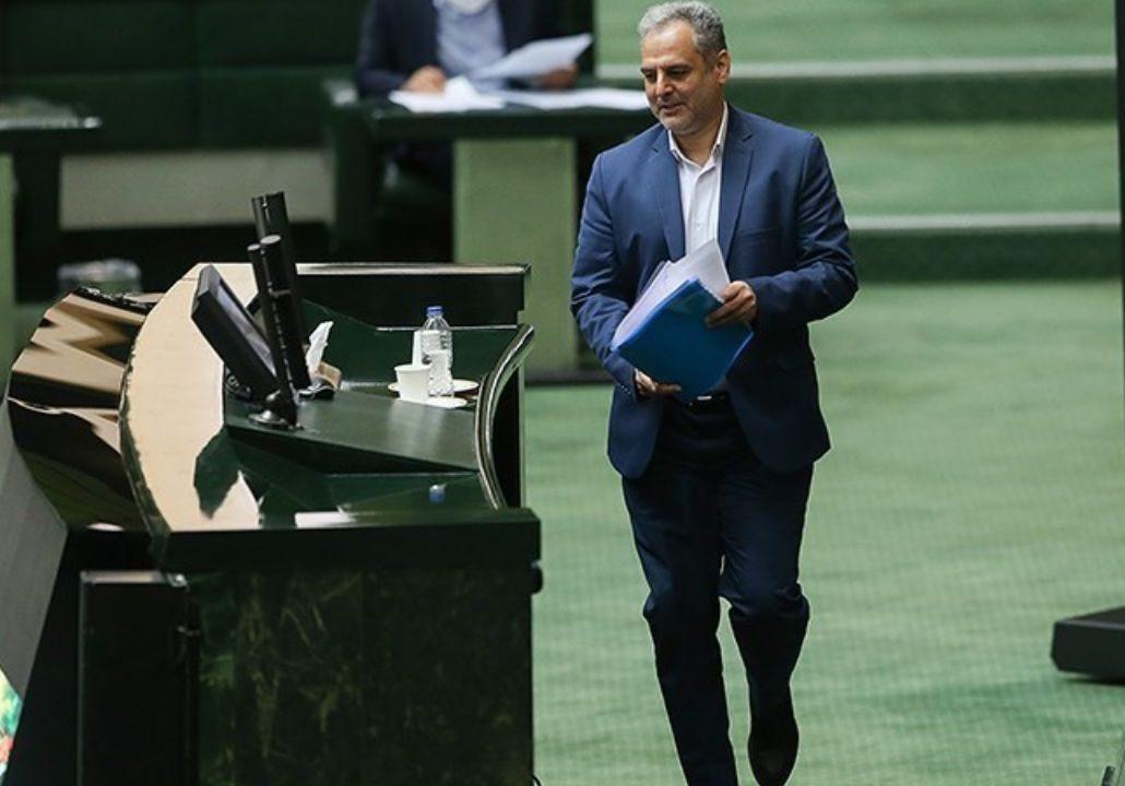 وزیر کشاورزی در مجلس واردات گندم