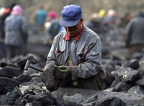 زغال سنگ چین