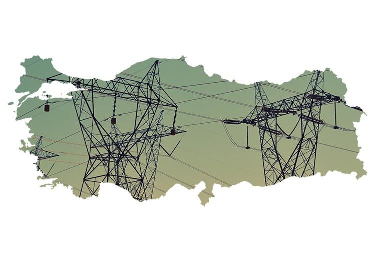 تأمین 90 درصد تقاضای برق ترکیه از طریق منابع داخلی