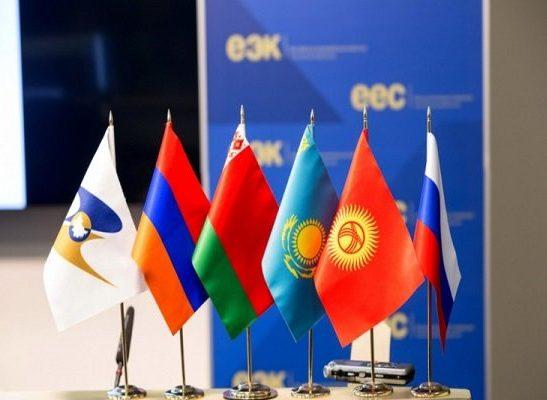 تجارت ایران با اتحادیه اقتصادی اوراسیا