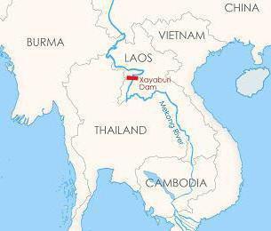 رودخانه مکونگ - تمدّن اکولوژیک چین