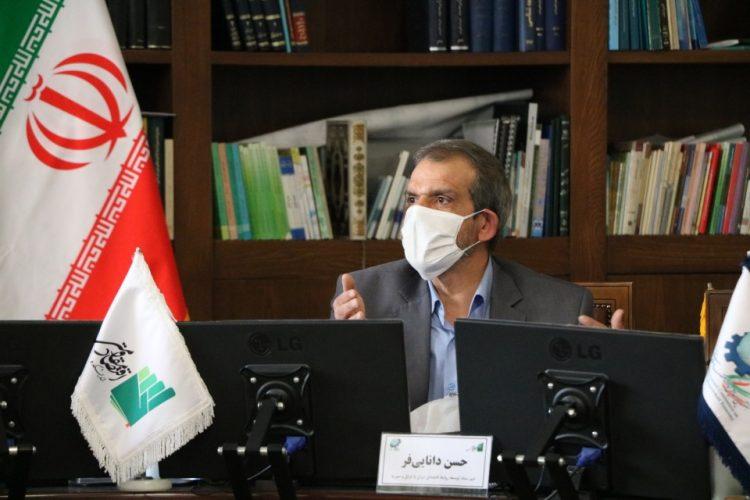حسن دانایی فرد - تجارت با عراق و سوریه