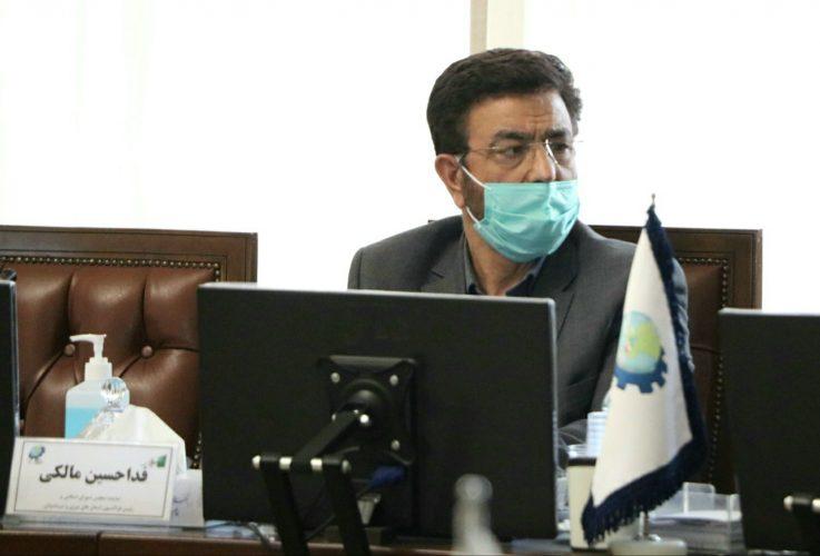 فداحسین مالکی - تجارت با عراق و سوریه