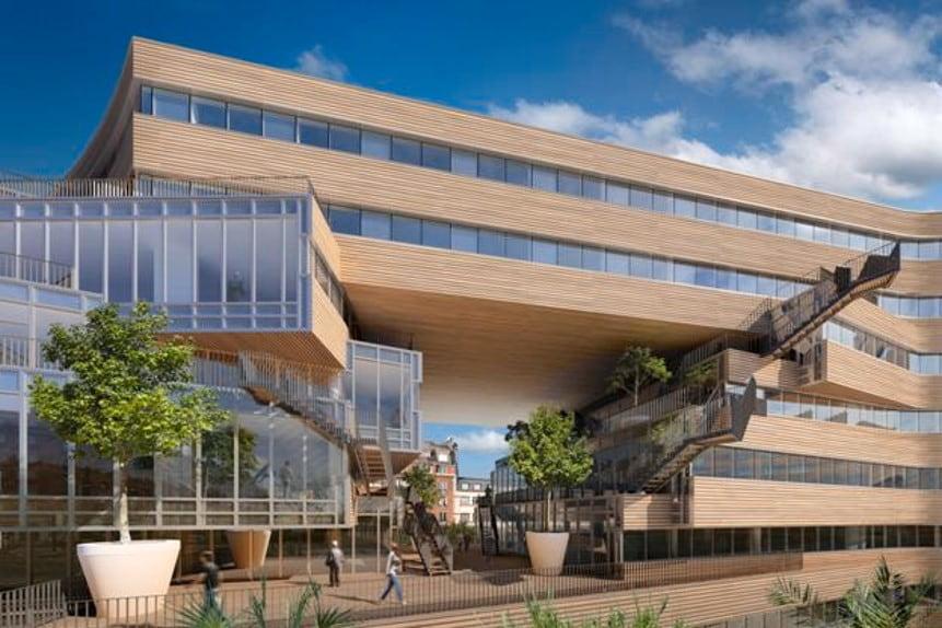 بهینه سازی بخش ساختمانی در فرانسه با هدف افزایش بهره وری انرزی
