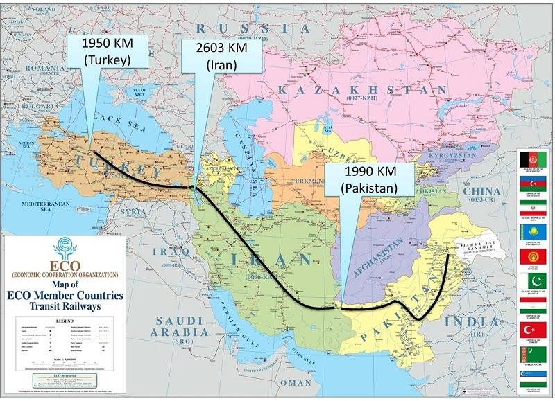 ایران و راه ابریشم چین