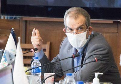 دانایی فر - تجارت یکطرفه با عراق