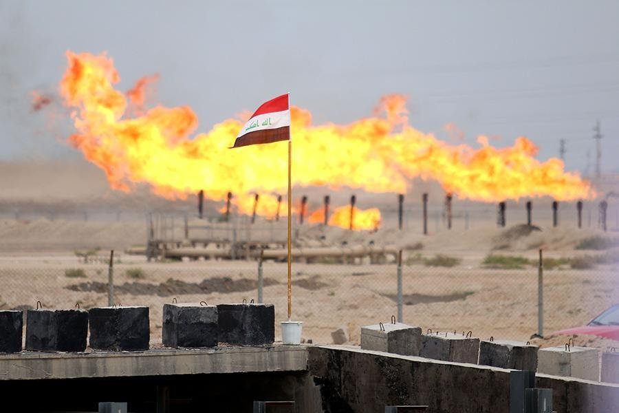 ظرفیت 8 تریلیون متر مکعبی عراق در جمع آوری گازهای همراه نفت