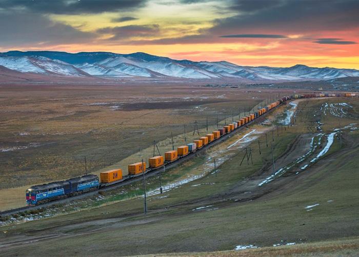 خط آهن سریع السیر چین-اروپا