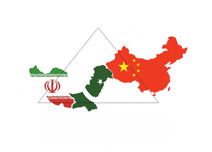 ایران چین پاکستان
