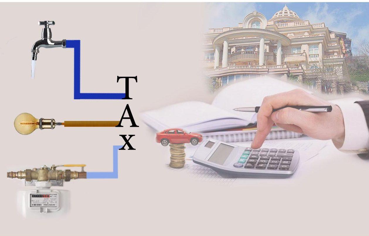 ارائه خدمات در ازای پرداخت مالیات سالانه املاک و خودروهای لوکس