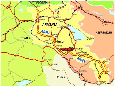 جاده-ارمنستان
