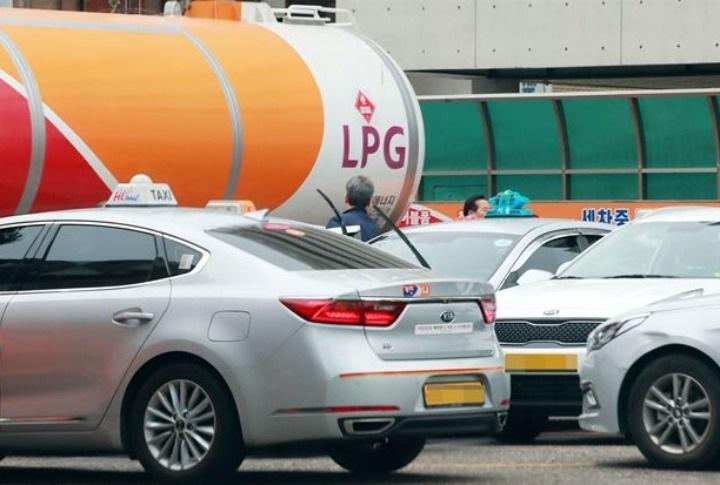 سهم 39 درصدی پتروشیمی ها از مصرف گاز مایع در کره جنوبی