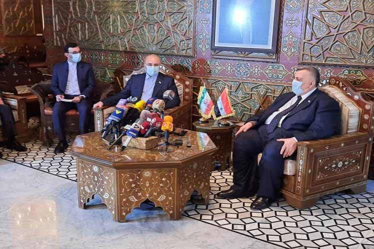 زمینهها و مزیتهای حضور ایران در اقتصاد سوریه + اینفوگرافی