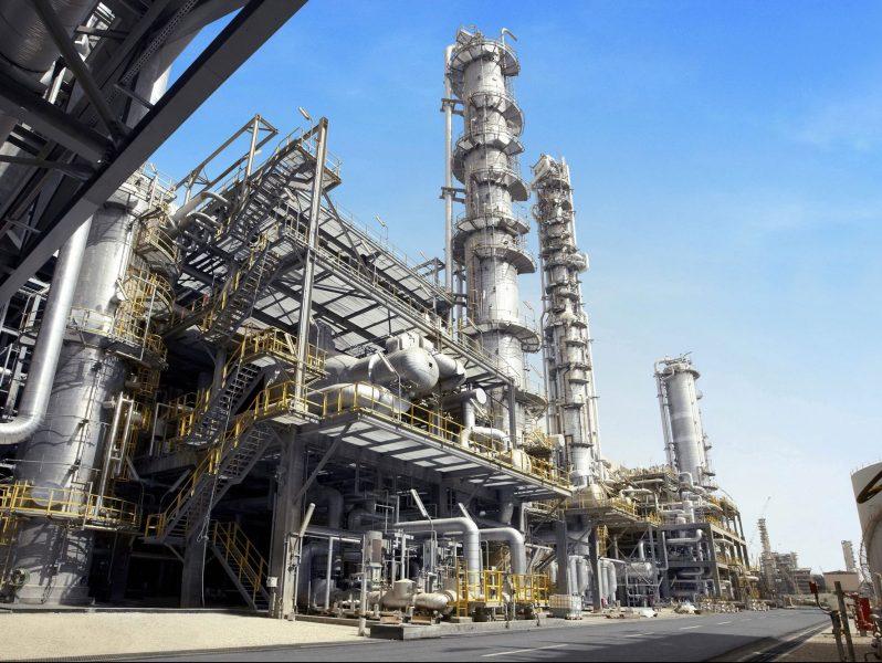 مصرف گاز مایع در صنعت پتروشیمی