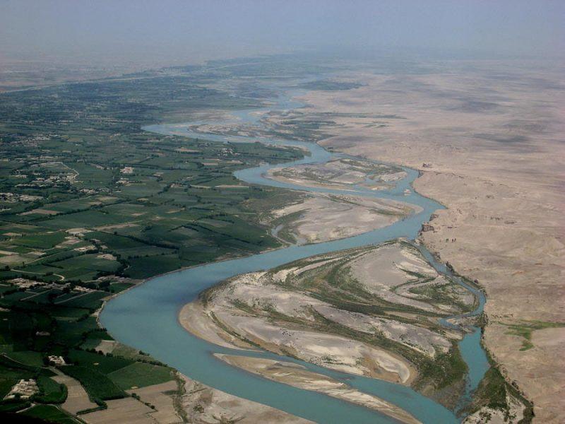 اختلاف ایران و افغانستان بر سر حقابه هیرمند