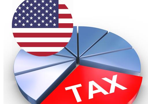 شکاف مالیاتی آمریکا