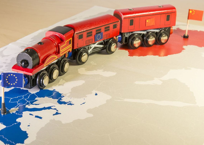 همکاری کشورهای شرق اروپا با چین در جاده ابریشم جدید