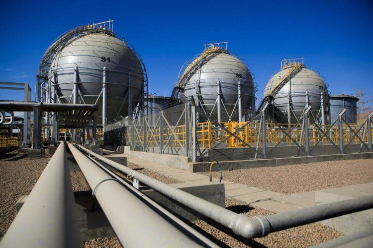 سهم 31 درصدی بخش پتروشیمی از مصرف گاز مایع آمریکا