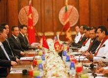بدهی خارجی سری لانکا و وام چین