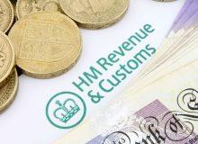 شکاف مالیاتی بریتانیا